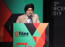 Shri GS Sood, Business Editor at Gfiles