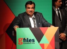 Shri Nitin Gadkari , Minister of Road Transport and Highways of India