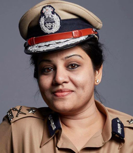 Ms Roopa D Moudgil, IPS