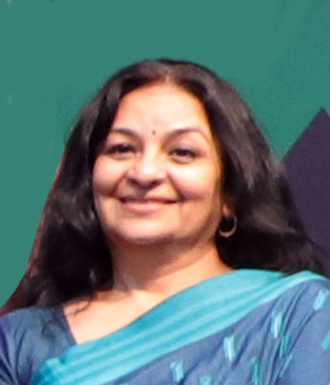 Ms. RUBY AHLUWALIA, IRAS